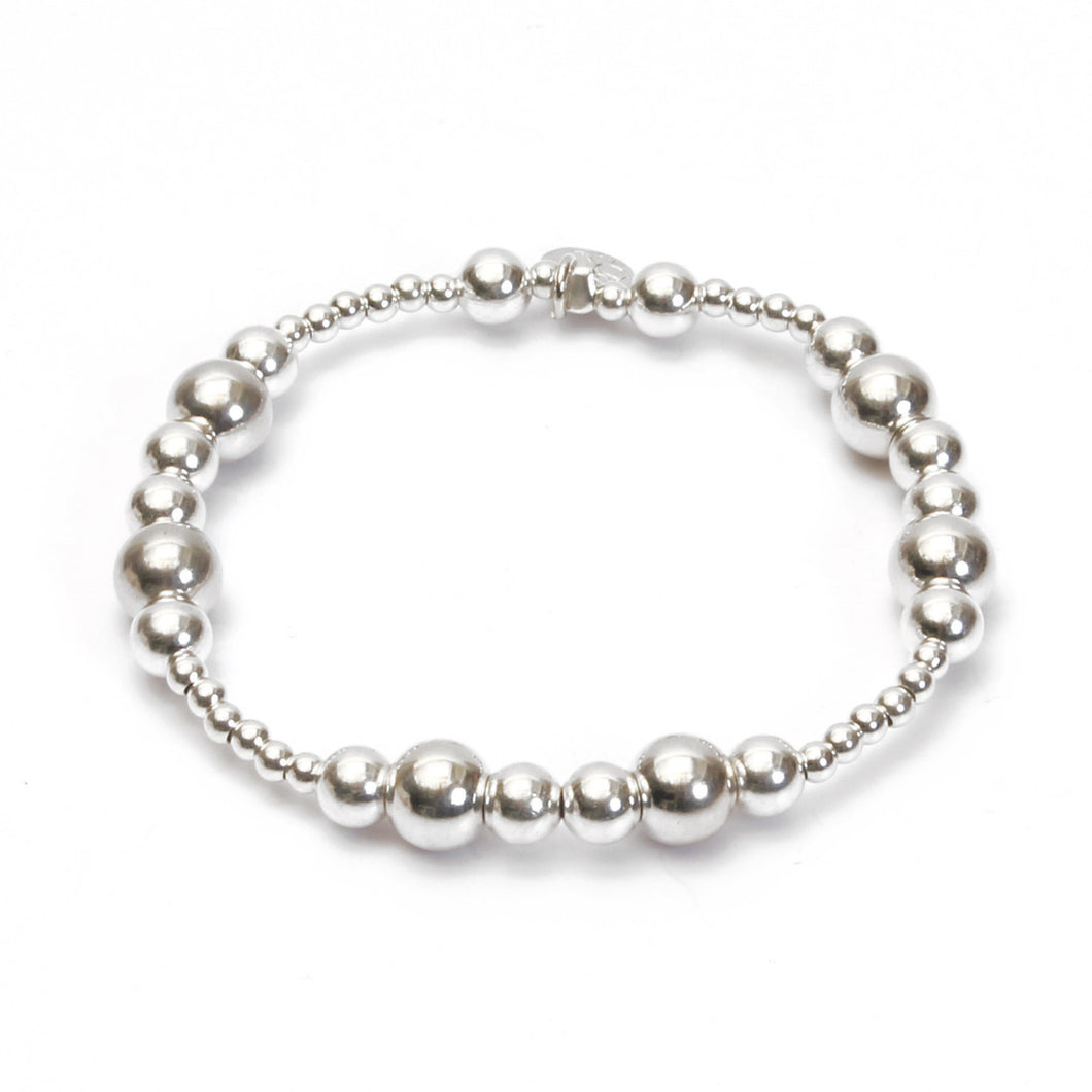 Bali Ball Bracelet - good charma
