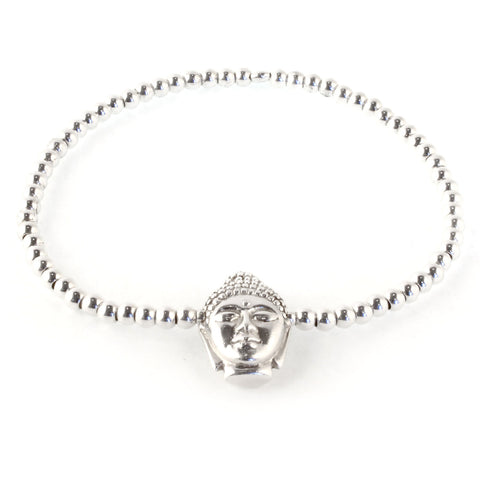 Buddha Head Bracelet - Good Charma