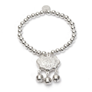 Bliss Medium Ball Bracelet - good charma