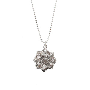 Lotus Necklace - Good Charma