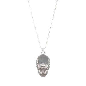 Lucky Skull Necklace - Good Charma