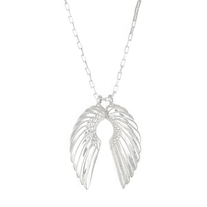 Wings Necklace - Good Charma