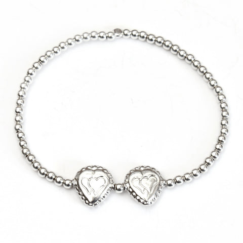 Loving Hearts Bracelet - Good Charma