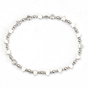 Tiny Hearts Bracelet - Good Charma