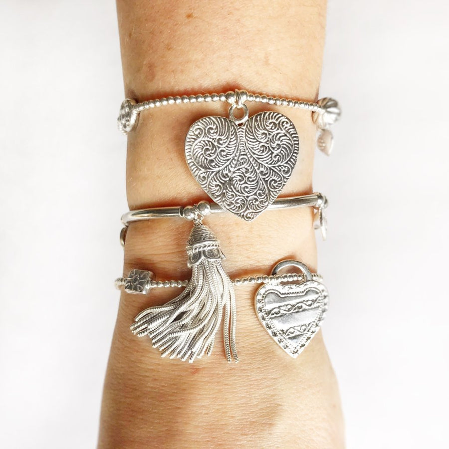 Heart & Spirit 3-Bracelet Set - Good Charma