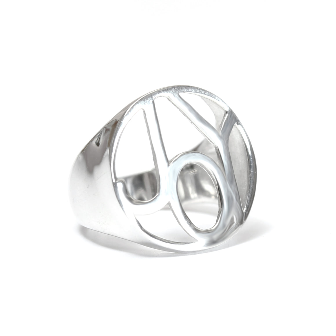 Joy Signet Ring