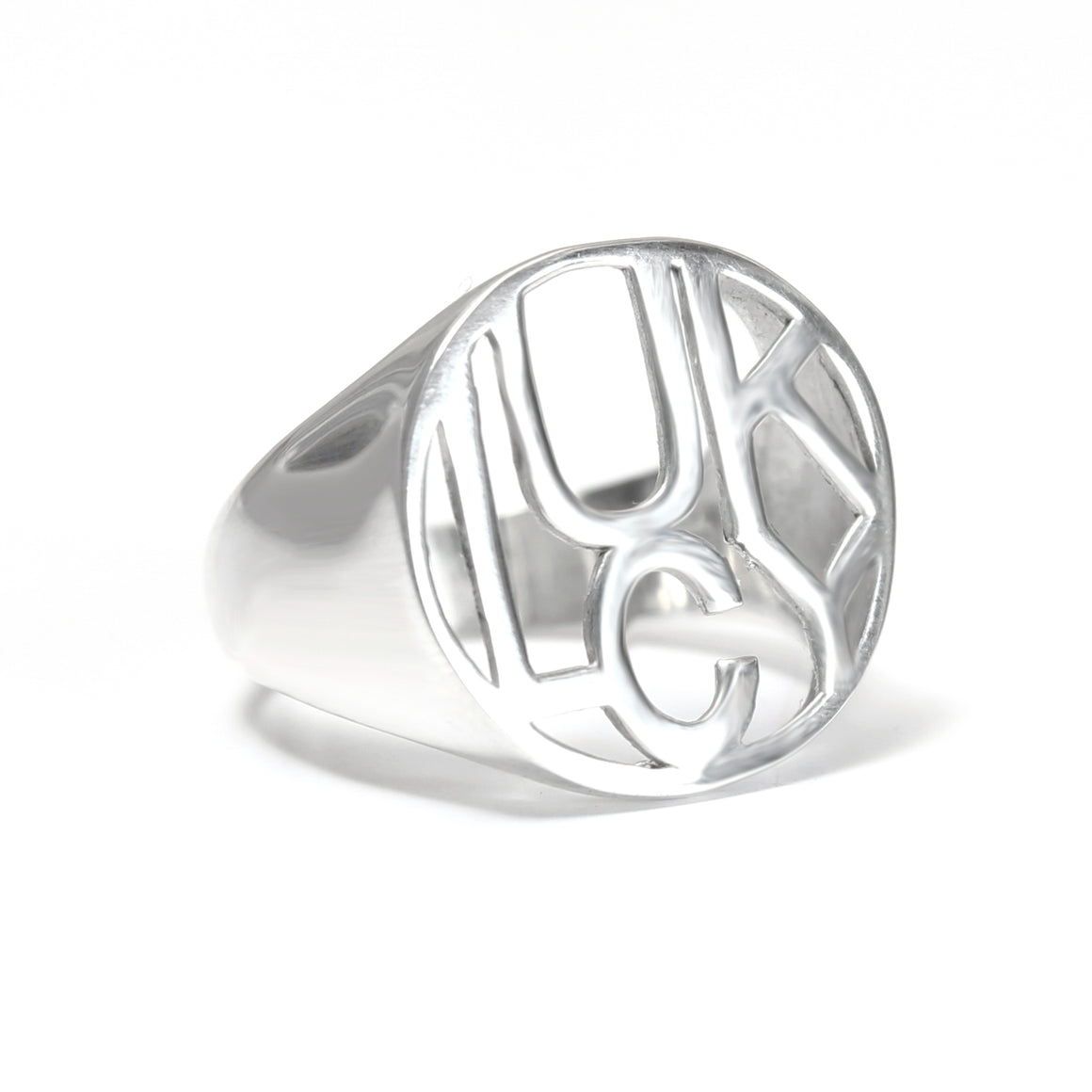 Lucky Signet Ring