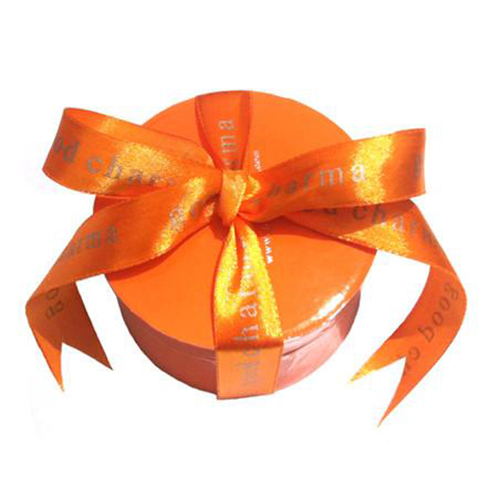 GOOD CHARMA GIFT BOX - ORANGE - good charma