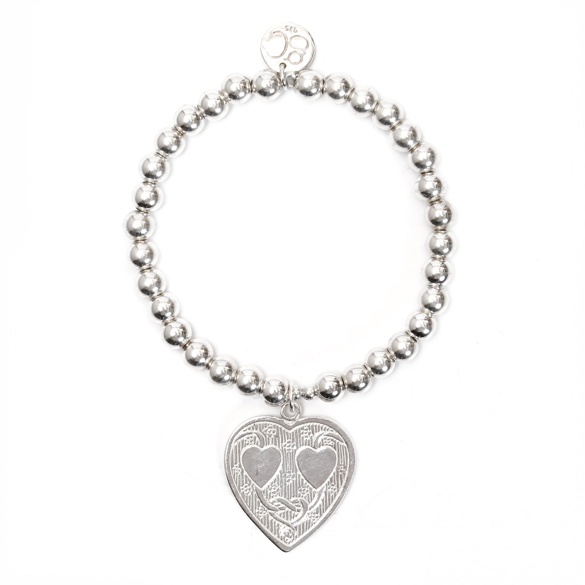 Love Medium Ball Bracelet - good charma