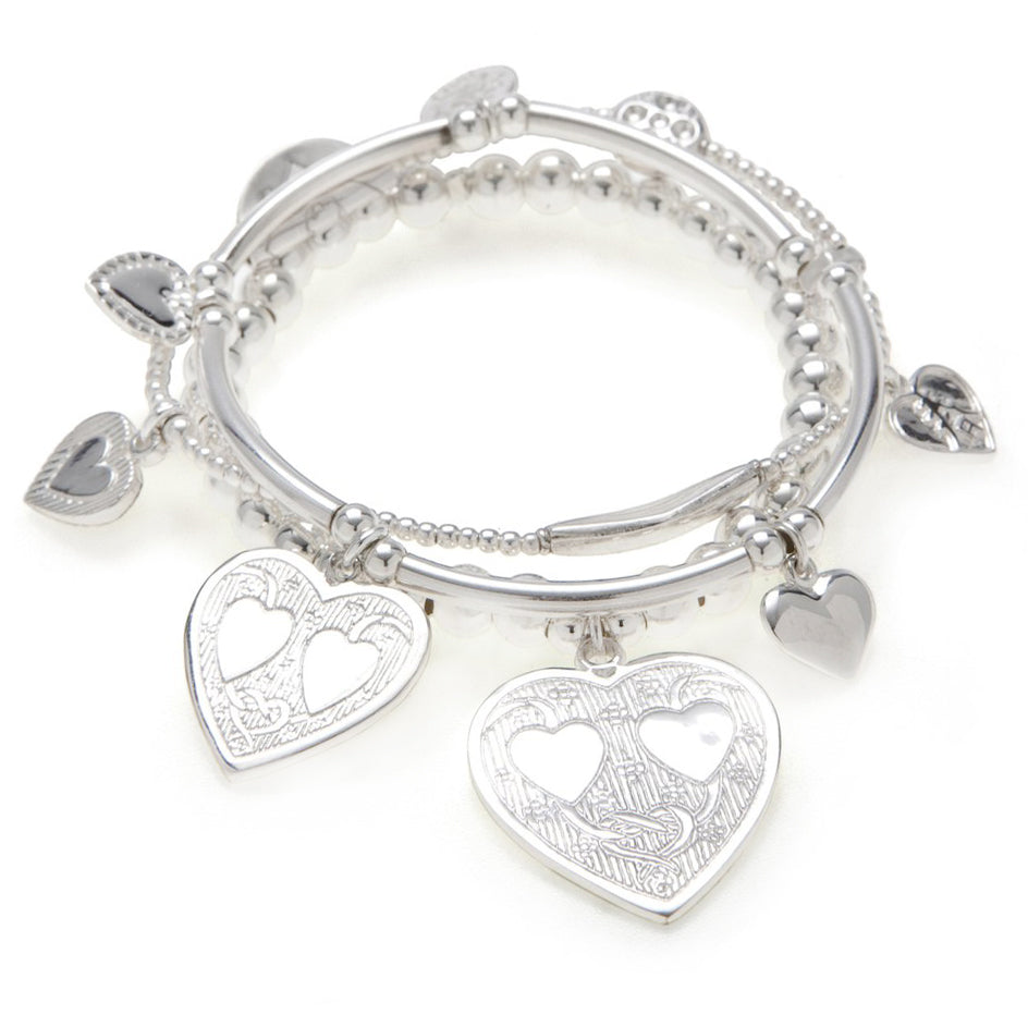 Love 3-Bracelet Set - good charma