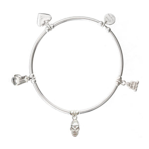 Good Charma Sterling Silver ReCharge Bracelet