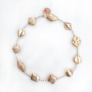 "Miracle ""11"" Rose Gold Bracelet"