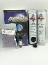 Load image into Gallery viewer, Lunar Moon Intention Box