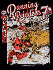 2014 Running of the Reindeer T-Shirt