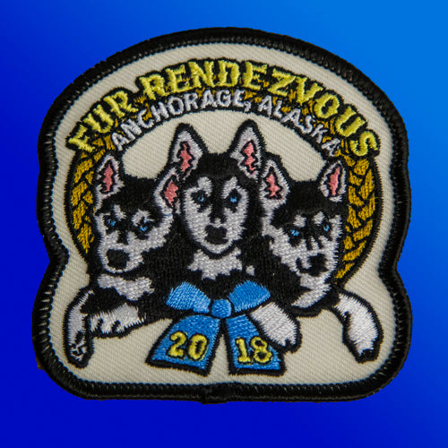 2018 Rondy Patch