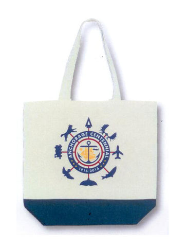 ACC Tote Bag Natural/Navy