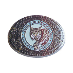 2016 Color Belt Buckle