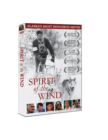 Spirit of the Wind DVD