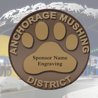 Anchorage Mushing District - Level 5 (Champion) - Dog Paw
