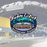 Anchorage Mushing District - Level 5 (Champion) - Husky Disk