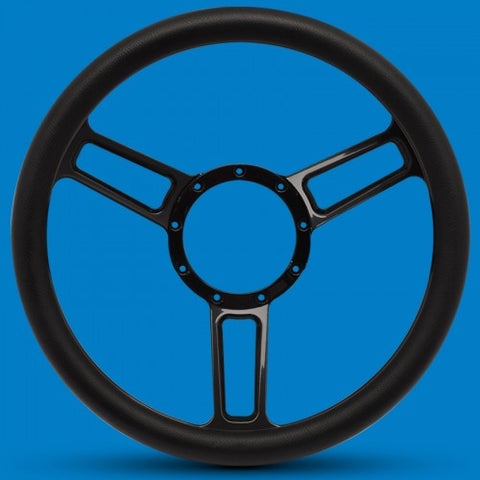 LAUNCH SYMMETRICAL BILLET ALUMINUM, STEERING WHEEL
