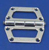 Hatch Hinge, Super Duty Stainless Steel Offshore