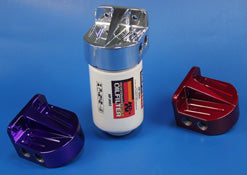Oil Filter Billet Aluminum Heads
