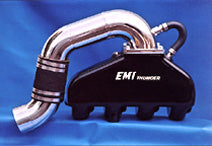 EMI Thunder Exhaust System-BB Chevy With SS Hi Perf S-Pipe Kit