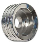 Pulley, Billet 2- Groove Crank