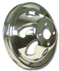 Pulley Billet Power Steering V-Groove