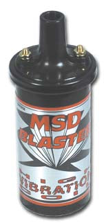 "MSD's ""BEST"" High Vibration Coil"