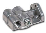 "Oil Filter - High Volume Filter Head and Bracket 1/2"" NPT Inlet and Outlet"