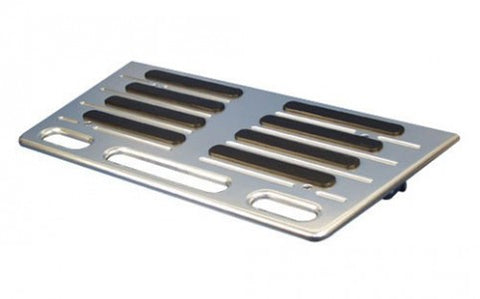 "SWIM STEP - BILLET 14"" X 28"" RUBBER INSERTED"