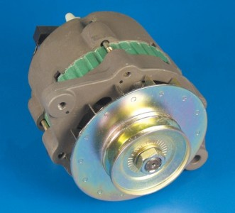 Alternator, Mando, Mercruiser 55 amp, V-Belt