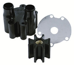 Sea Pump - Late Model MerCruiser 1-Piece Sea Pump Impeller Repair Kit