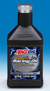 Amsoil, Dominator¨ Synthetic 15W-50 Racing Oil  1-Quart Bottle