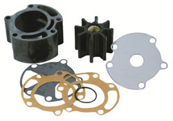 Sea Pump Early MerCruiser 2-Piece Impeller Repair Kit
