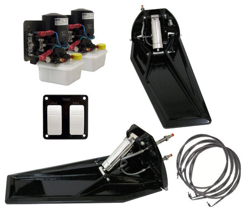 "Trim Tab 28"" High Performance Kit"