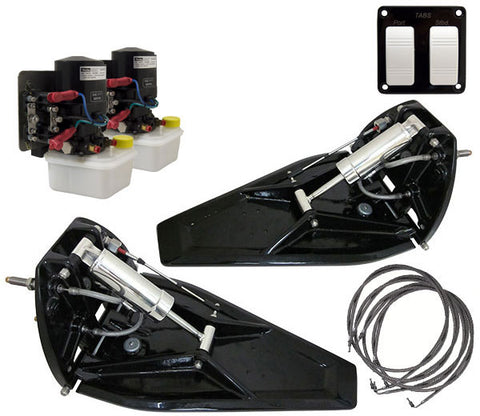 "Trim Tab 22"" High Performance Kit"