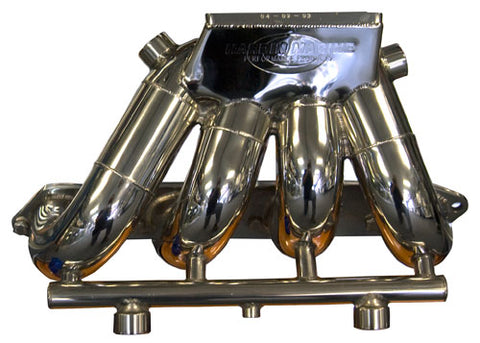 "Exhaust, GIL Cyclone ""Shorty Header"""