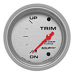AutoMeter Platinum Trimmeter Gauge for Mercury / Mercruiser