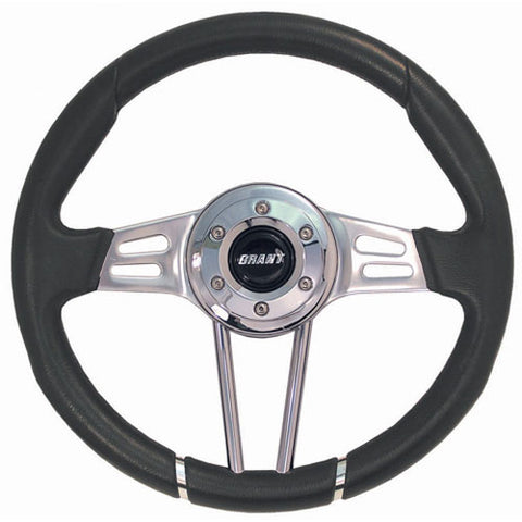 Steering Wheel Century with Slotted Spokes