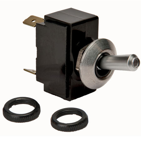 Switch - Universal Tip Lit Illuminated Toggle Switch