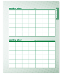 Standard Large Format Teacher Planner