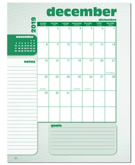 2021/2022 Standard Large Format Teacher Planner