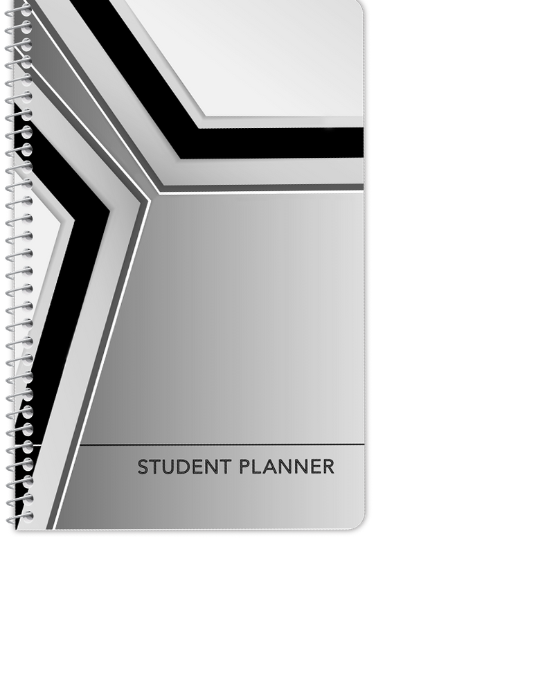 Undated High School Planner