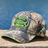Reel Monster© Mossy Oak Hat RMLG-14