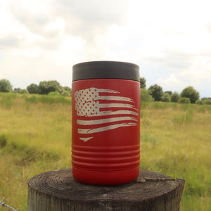 Old Glory Stainless Steel Koozie MMMK-23
