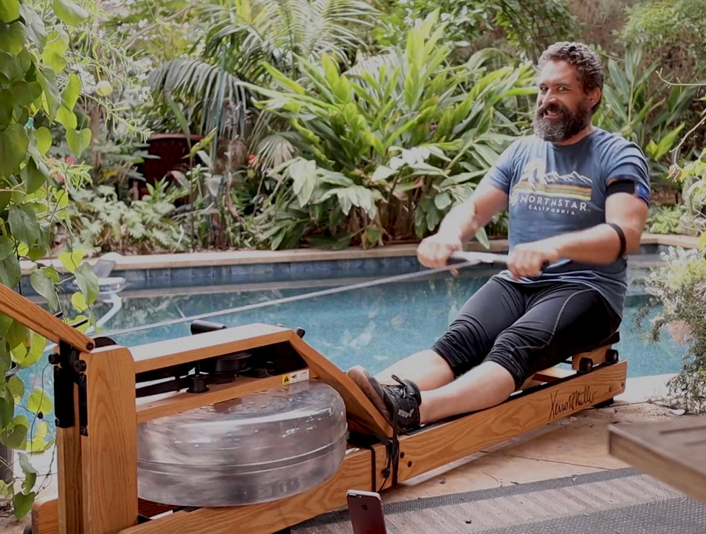 Are you looking to row to stay happy and healthy?  Row with me!
