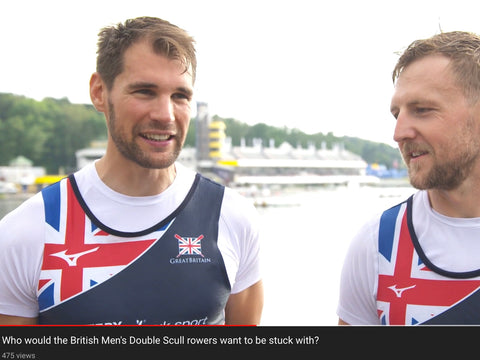 British National Team Sculler wants to row like Xeno